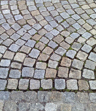 granitpflaster bunt